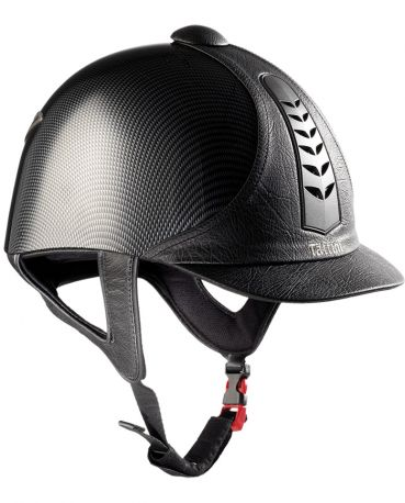 Cap similpelle e carbon look