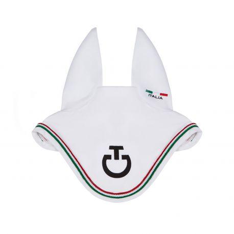 Cuffia Cavalleria Toscana per FISE